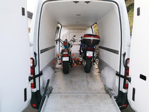 motorbike transport service fermoy cork ireland